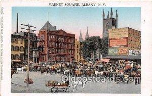 Market Square Albany, NY, USA Unused