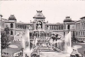 France Marseilles Le Palais Longchamp