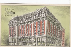 CINCINNATI , Ohio , 00-10s ;  Hotel Sinton
