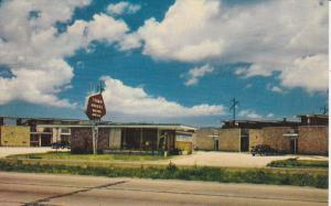 Town House Motor Hotel , NEW ORLEANS , Louisiana , 40-60s