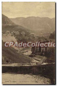Postcard Old Valley Of The Tacon Tomachon St Hubert