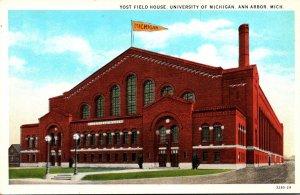 Michigan Ann Arbor Yost Field House University Of Michigan