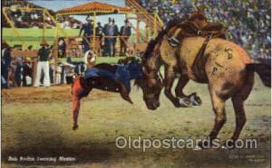 Bob Boden, Western Cowboy Cowgirl Postcard Postcards  Bob Boden