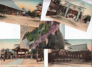 Souvenir of Kyoto - 10 Postcards
