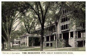 Massachusetts  Great Barrington , The Berkshire Inn