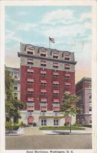 Washington DC Hotel Martinique