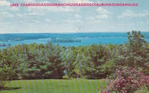 Massachusetts Webster Lake Chargoggagoggmanchauggagoggchaubunagungamaugg 1975