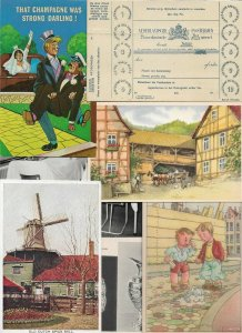 Different Theme Cheap Postcard Lot of 20  01.15