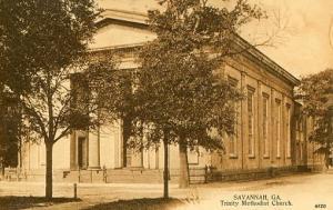 GA- Savannah- Trinity Methodist Church