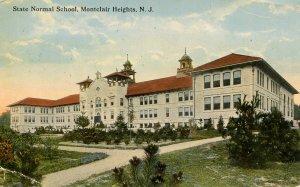 NJ - Montclair Heights. State Normal School