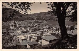 Italy Como Panorama General view
