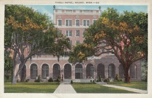 BILOXI, Mississippi, 1910-20s; Tivoli Hotel