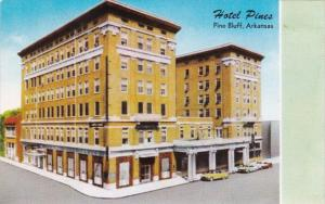 Arkansas Pine Bluff Hotel Pines