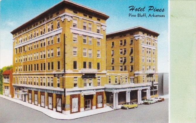 Arkansas Pine Bluff Hotel Pines