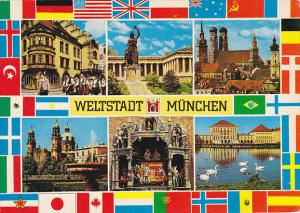 Germany Muenchen Multi View