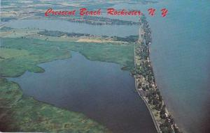 Crescent Beach on Lake Ontario - Rochester, New York