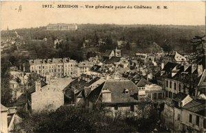 CPA   Meudon - Vue générale prise du Cháteau  (581706)