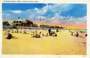 MA - Ocean Bluffs. Fieldston Beach North
