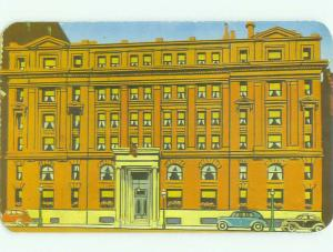 Unused Pre-1980 GREYSTONE HOTEL Buffalo New York NY hr4731