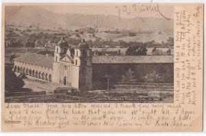 1880 Santa Barbara Mission CA