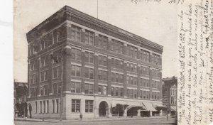 CEDAR RAPIDS , Iowa , 1907 ; Masonic Temple