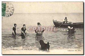Old Postcard Cabourg Les Bains de Mer
