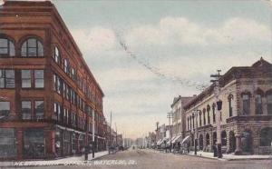 Iowa Waterloo West Fourth Street 1910