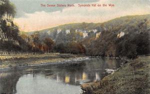 Symonds Symond's Yat on the Wye, The Seven Sisters Rock