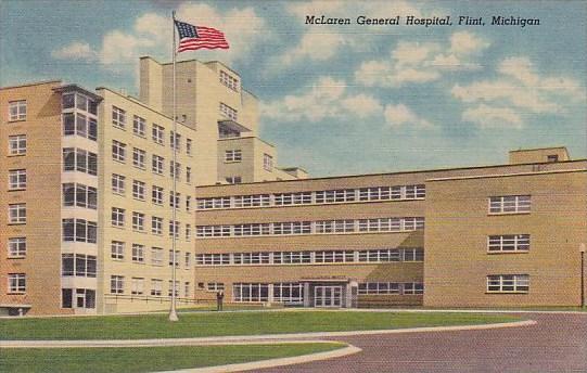 Charming Michigan Flint Mclaren General Hospital