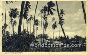 Singapore, Singapura Malay Huts Malay Huts