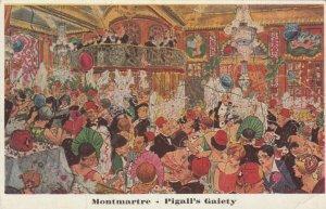 PARIS , France, 00-10s; Montmartre - Pigall's Gaiety