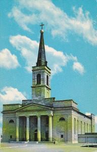 Missouri St Louis Basilica Of St Louis King Of France The Old Cathedral