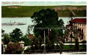 New York  Yonkers ,  Palisades