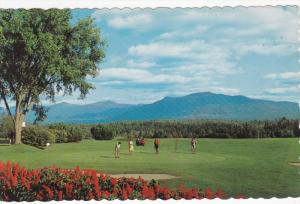 Perfect day for Golf , Quebec , Canada , 1986