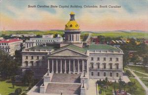 South Carolina Columbia South Carolina State Capitol Building