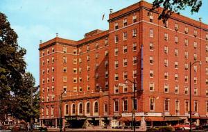 New York Elmira The Mark Twain Hotel