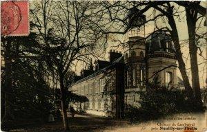 CPA AK Chateau de Lamberval pres NEUILLY-en-THELLE (423444)