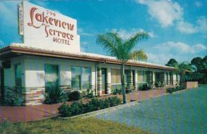 Florida St Petersburg The Lakeview Terrace Motel
