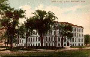 Massachusetts Newtonville Technical High School