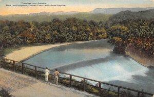Dam Head Irrigation Spanish Town Jamaica Unused