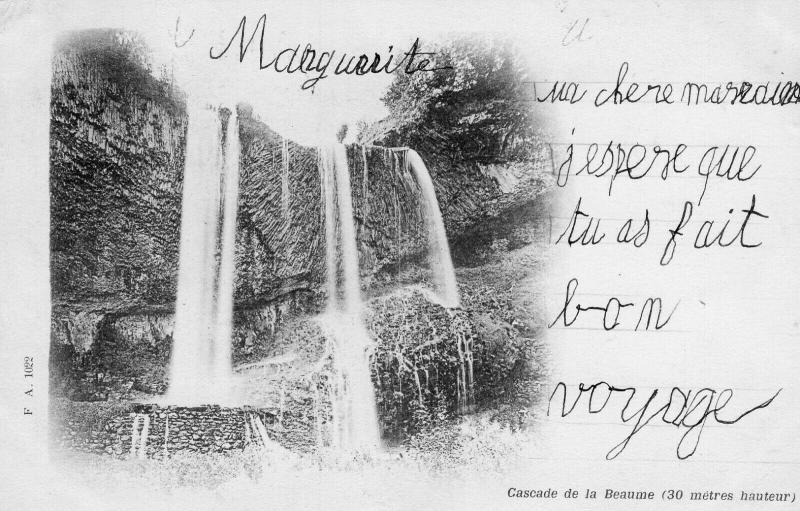 France Cascade de la Beaume 01.44