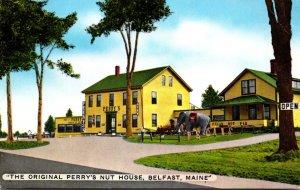 Maine Belfast Perry's Original Nut House