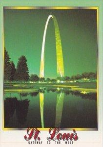 Saint Louis Gateway To The West Saint Louis Missour