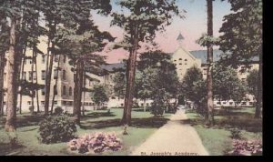 Wisconsin Stevens Point St.Josephs Academy Albertype