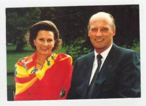 Norway  HKH Kong Harald, HKH Dronning Sonja, PU 1998