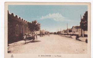 BOUDENIB, Morocco, Africa,  10s-20s; Le Foyer