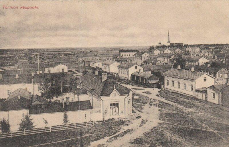 Tornion kaupunki , Finland , 1908