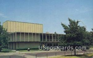 Fine Arts Building, University of Missouri Columbia MO Unused