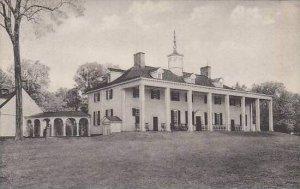 Virginia Mount VernonHome Of George Washington Albertype