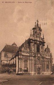Eglise de Beguinage,Brussels,Belgium BIN
